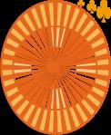 Narandžasto-leto