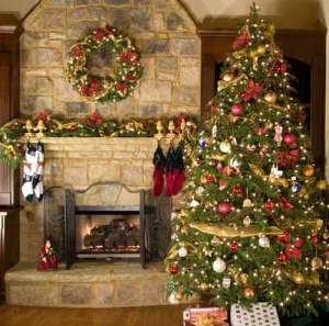 Decorated Christmas Trees Pictures