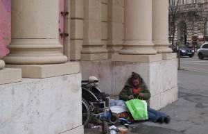 """Beskućnicima reči """"nova godina"""" ne znače ništa!"""