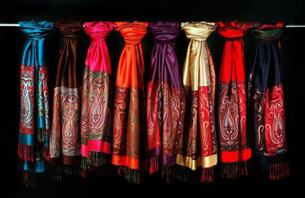 Arobni modni detalj e arpa moja moda dizajn studio - Comment ranger les foulards ...