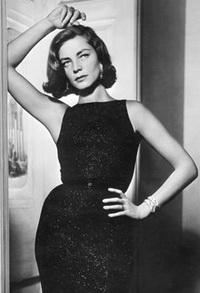 Nekadašnje dive:Lorin Bekol u maloj crnoj haljini