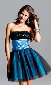 Vasa svecana haljina neka bude sto jednostavnija ,vasa mladost i lepota su u prvom planu