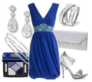 Ako volite plavo!