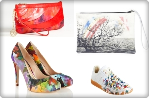 Oslikan cipele i torbice