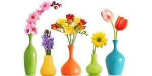 Zanimljiva vaza za cveće