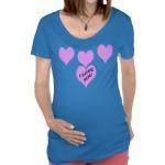 Majica sa ljubavnom porukom!
