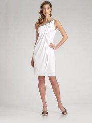 Jednostavna bela elegancija