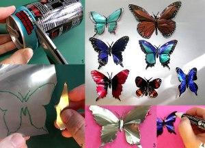 Stare limenke sigurno bacate,evo ideje kako uz pomoć makaya da napravite simpatične ukrase