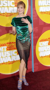 Nikol Kidman prati modu,savrseno joj stoji spoj nespojivog!