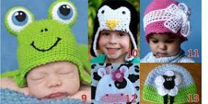 Ako ste vični pletenju ispletite ove kape biće originalan poklon