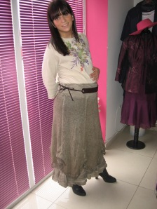 Suknja 1