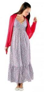 Jednostavna dnevna haljina