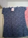 Tel 064 1727843  4XL bluza,tunika 90% pamuk 10% spandex ,vrlo prijatna za nosenje