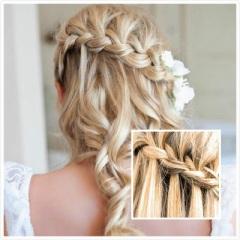 Ako imate dugu kosu pletenice su hit!