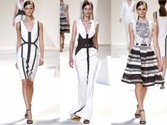 Crno-belo je uvek u modi
