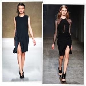 Mala crna haljina na nov način