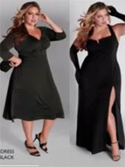 Vamp haljine i za punije dame