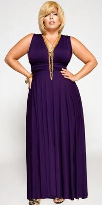 Duga haljina je dobar izbor,vizuelno izdužuje figuru i doprinosi da se osećate svečano...