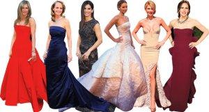 Očaravajuće duge haljine