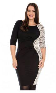 Ovakav model haljine je hit a sto je najvaznije uspesno prikriva visak kilograma!