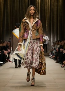 Burberry Prorsum Womenswear Autumn_Winter 2014 - Look 10