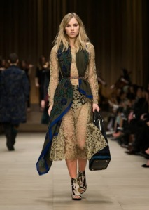 Burberry Prorsum Womenswear Autumn_Winter 2014 - Look 46