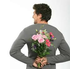 Ne stidite se kad poklanjate cvece!