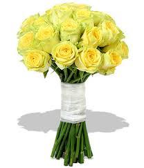 Ako voli žute ruže!