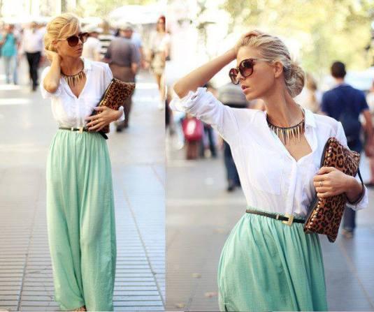 Duga suknja je pravi hit ovog leta!