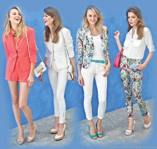 markova trajes 2014 moda mujer