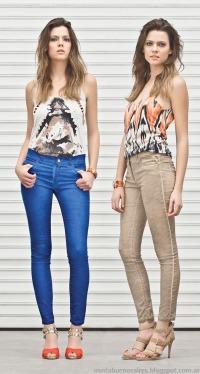 moda jeans 2014 pantalones markova