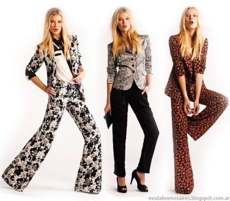 moda_2014 trajes de mujer city argentina