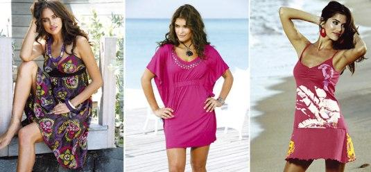 haljina ili tunika za plažu