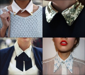 Kragna,ili ogrlica u obliku kragne,vrlo moderno