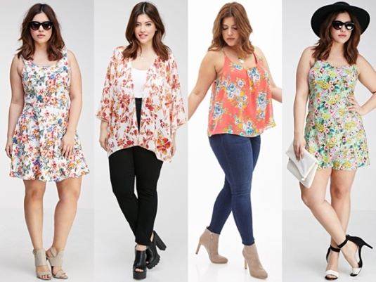Plus-Size-Floral-Fashion-Trend-2015-9