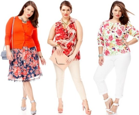 Spring-Summer-2014-Plus-Size-Flower-Fashion-Trend-by-Macys