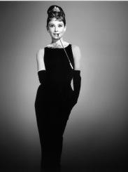 Odri Hepbern je proslavila malu crnu haljinu