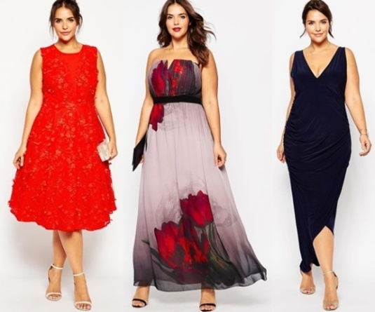 Fall-Winter-2015-Plus-Size-Cocktail-Party-Dress
